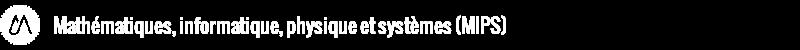 Mathématiques, Informatique, Physique et Système Logo